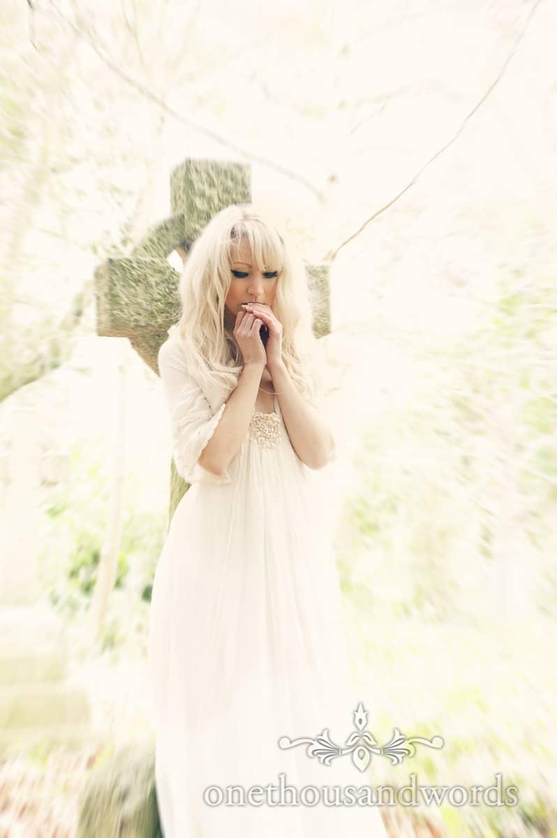 Palvinder wedding dress photographs