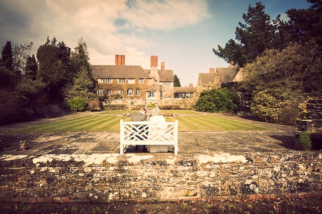 Warwickshire Wedding Photographs at Mallory Court Hotel
