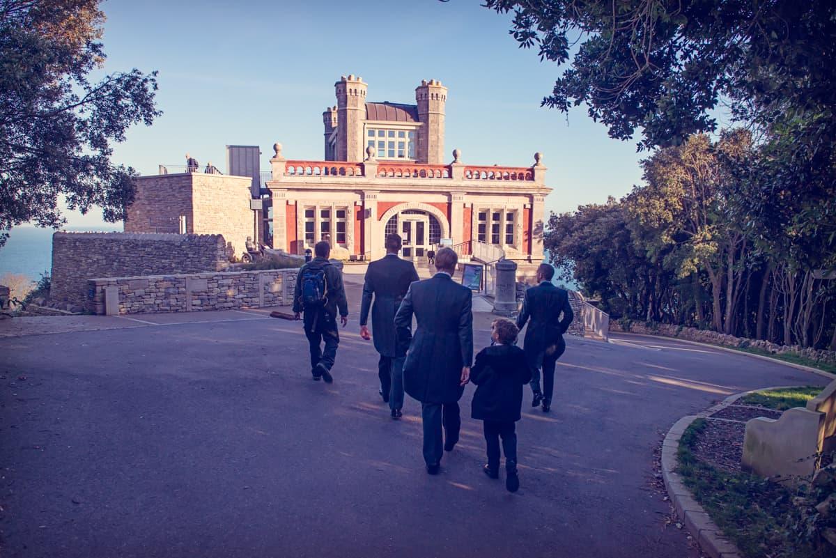 wedding photographers dorset documentary
