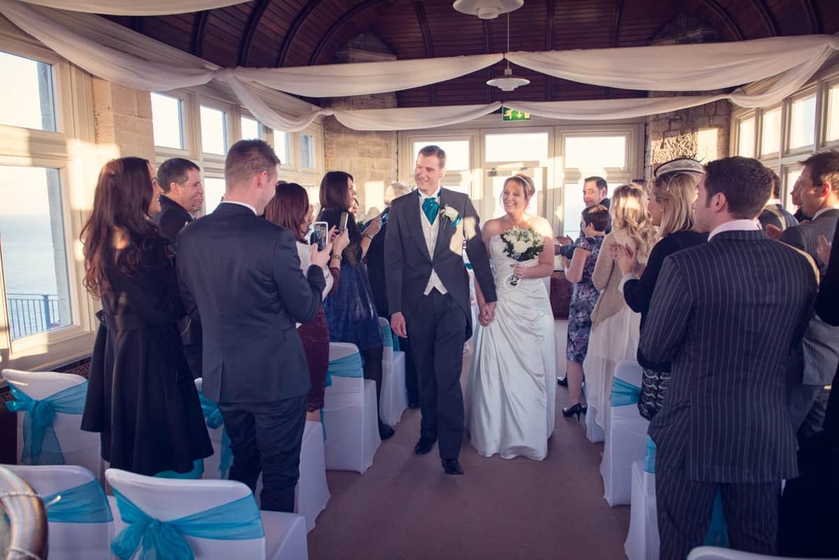 wedding photographer dorset wedding ceremony photograph