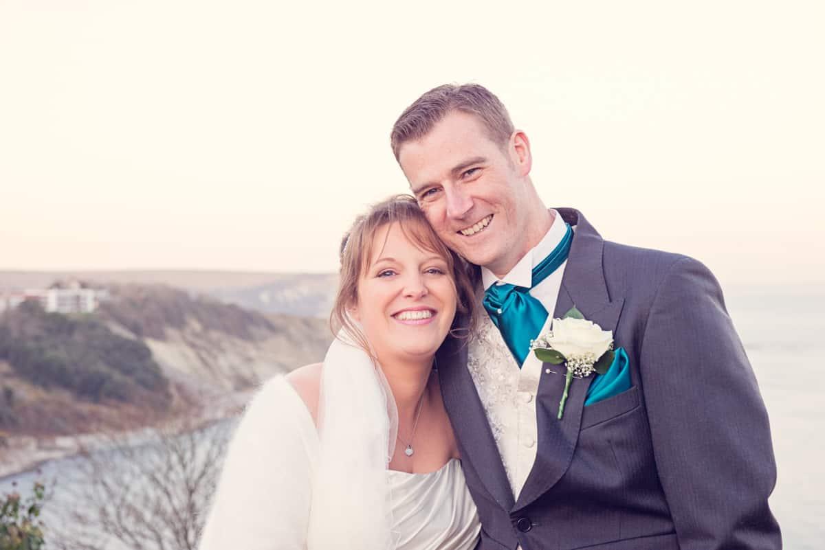 weddingphotographer dorset bridal portrait photograph