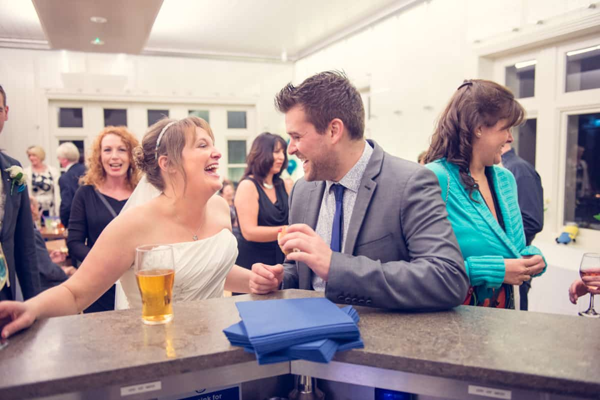 reportage wedding photographer dorset