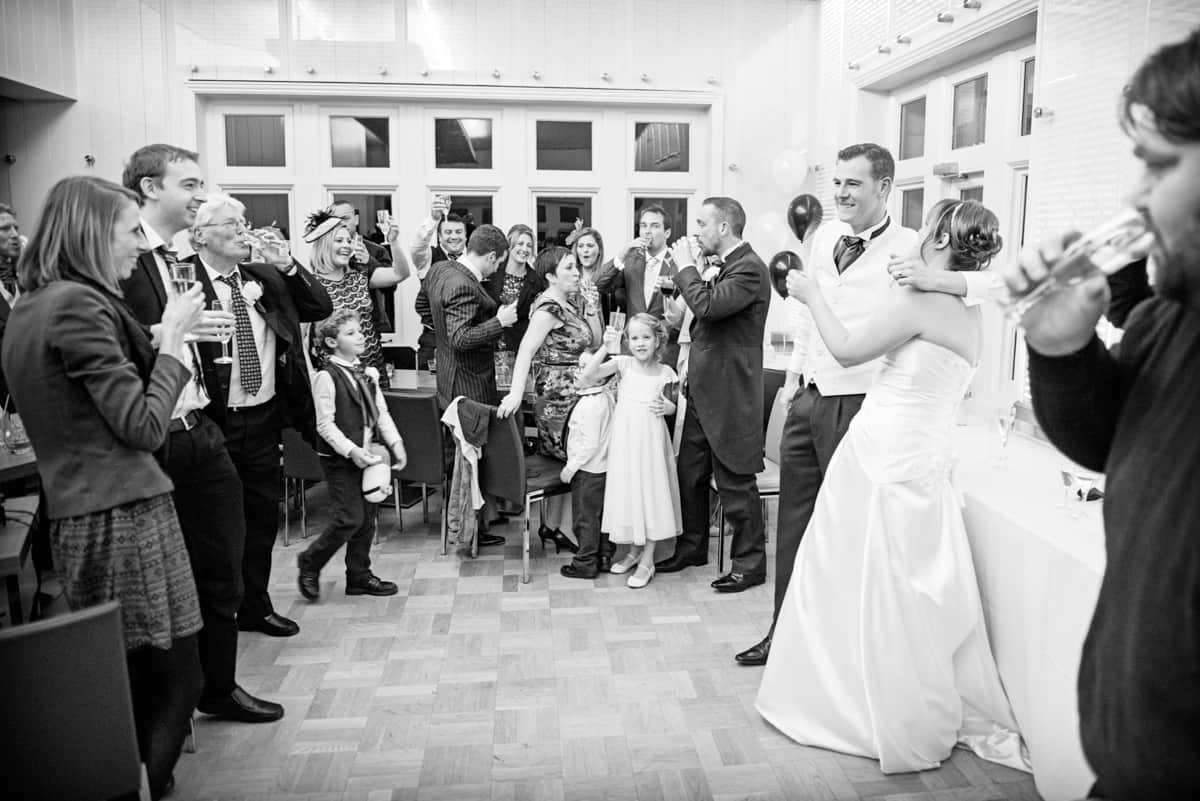 wedding photographer dorset black and white documentary wedding photography