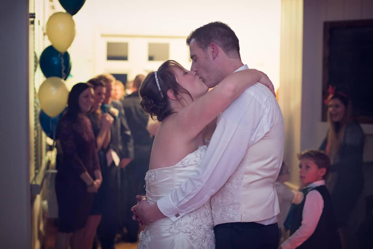 wedding photographer first dance at dorset wedding venue