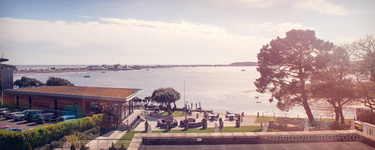 Wedding suite Christchurch Harbour Hotel