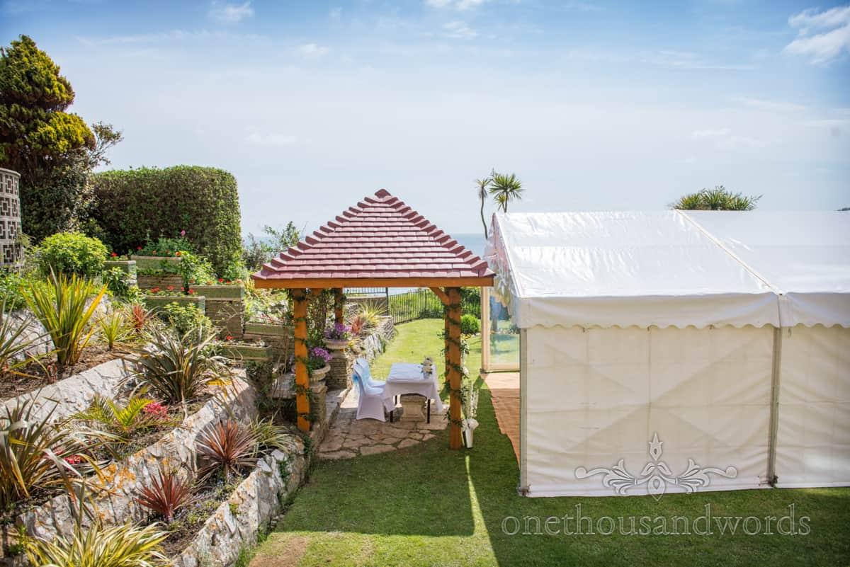 Seaside wedding venue Dorset