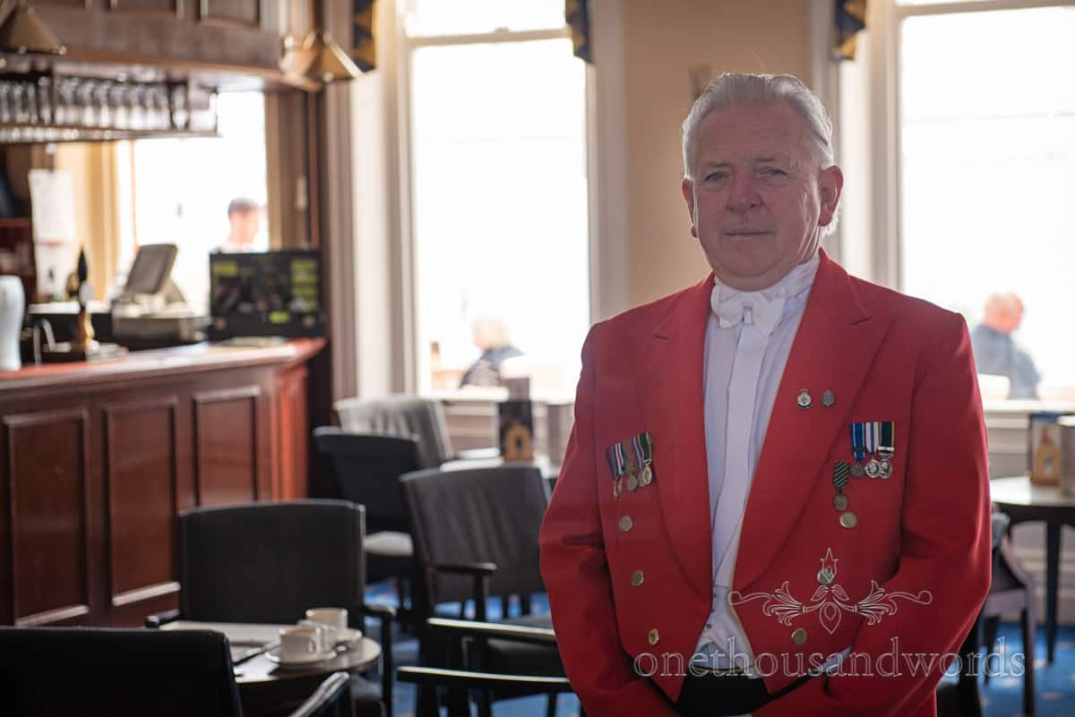 Toastmaster at The Grand Hotel Swanage