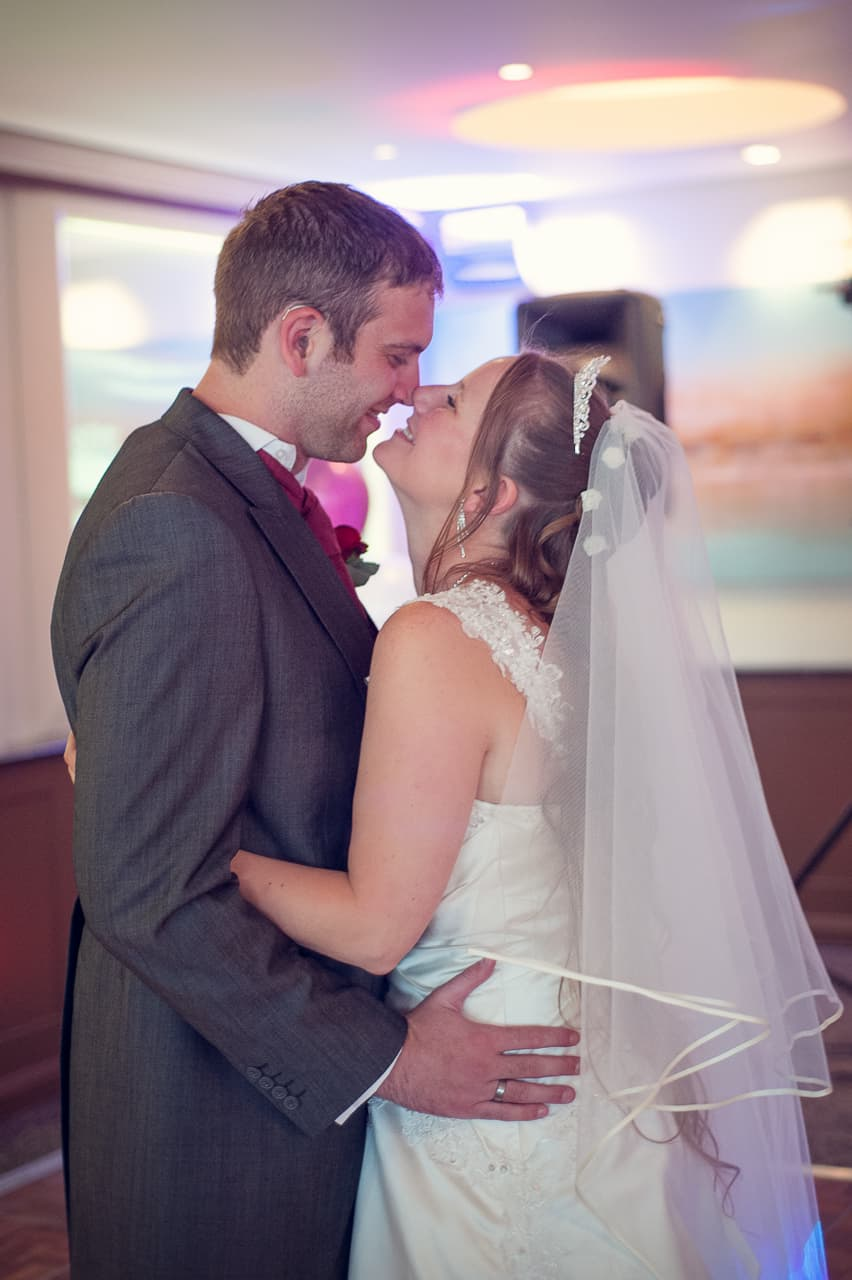 Photo of First Dance at Harbour Heights Wedding