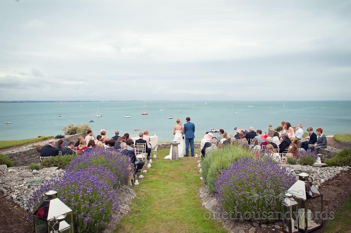 Harry Warren House Wedding Ceremony
