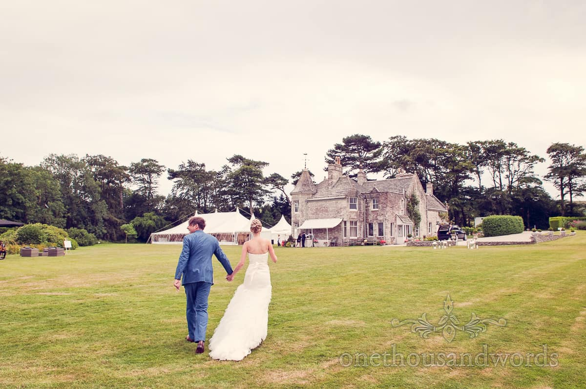 Harry Warren House Bride and Groom