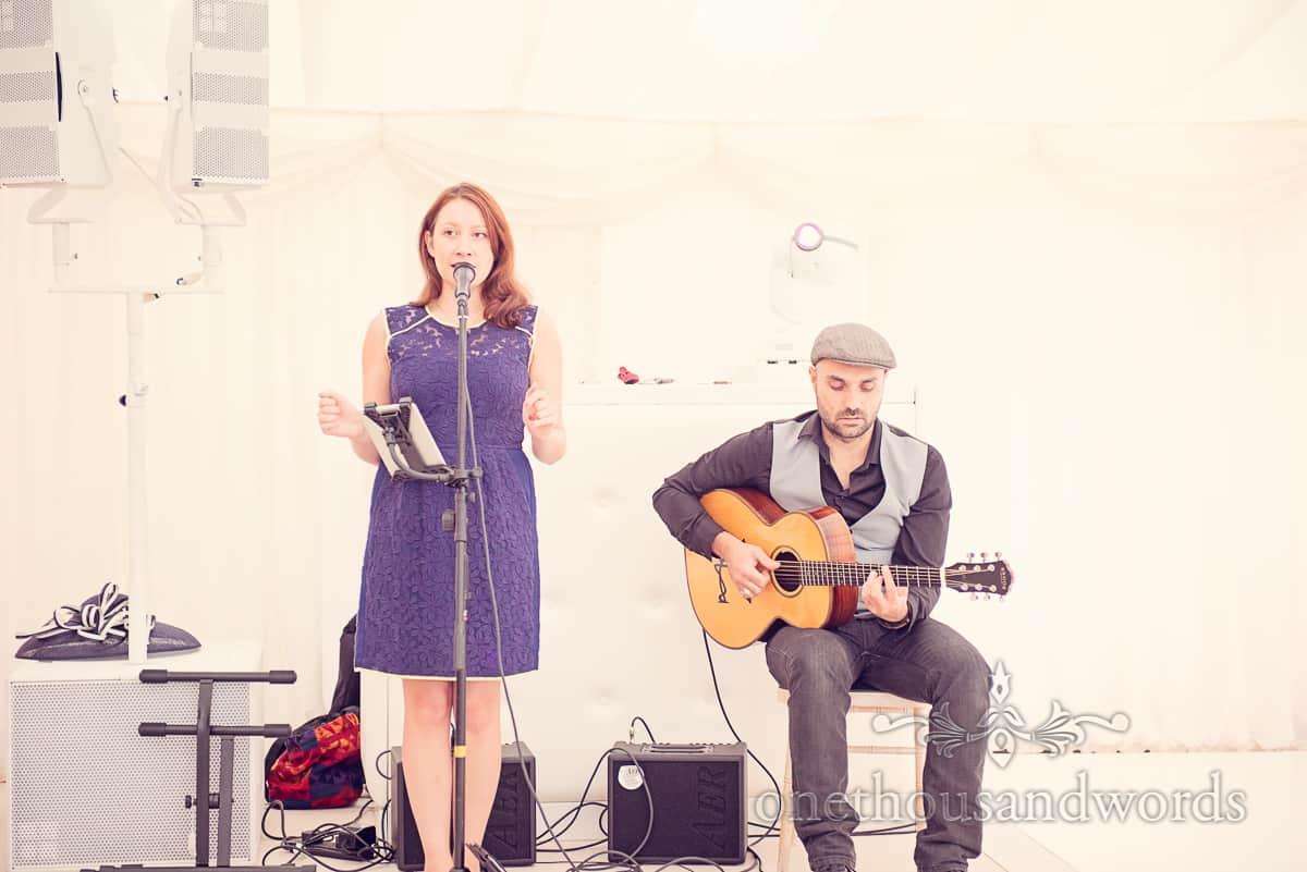 wedding musicians in dorset