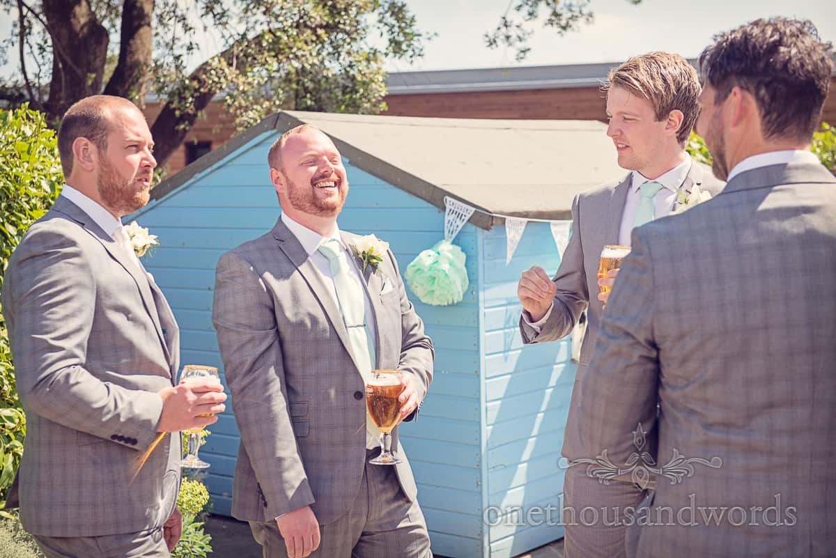 Christchurch Harbour Hotel wedding reception
