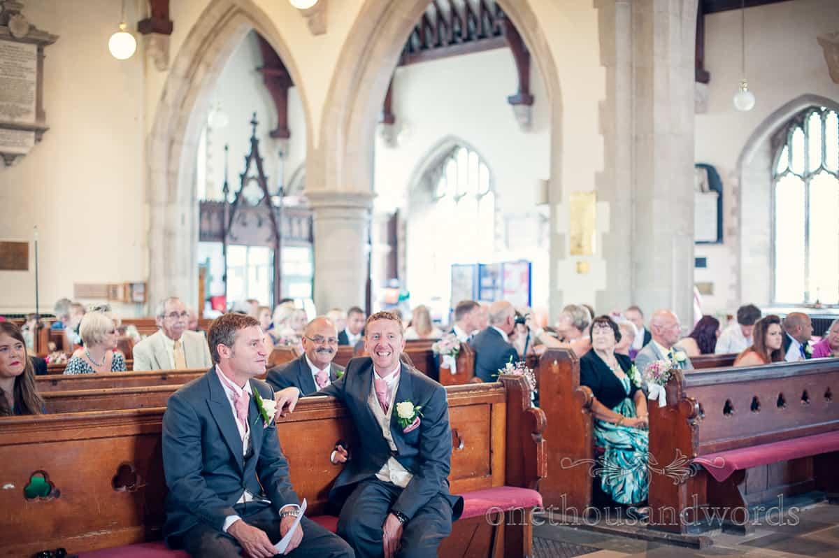 St Marys Swanage Wedding photographers