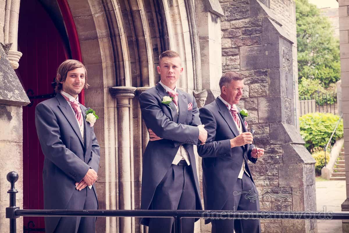 St Marys Swanage Wedding Photographs