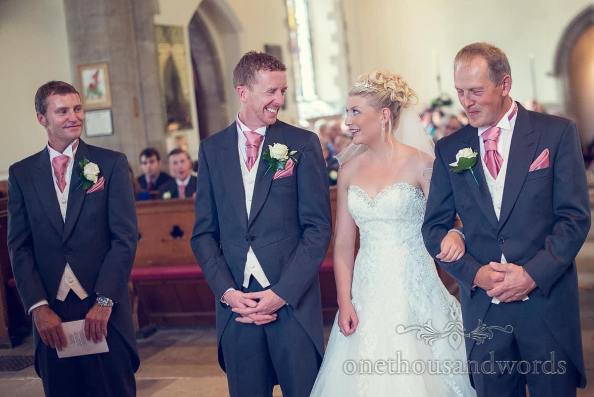 St Marys Swanage Wedding Service
