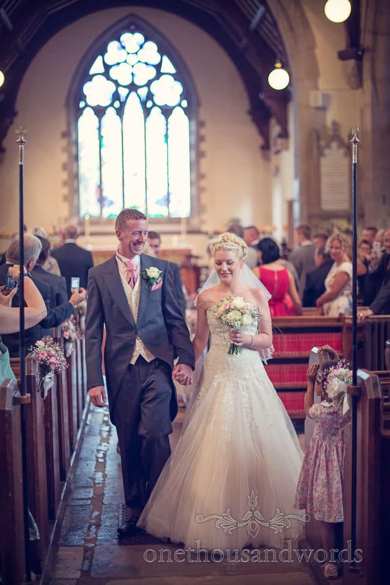St Marys Swanage Wedding Photography