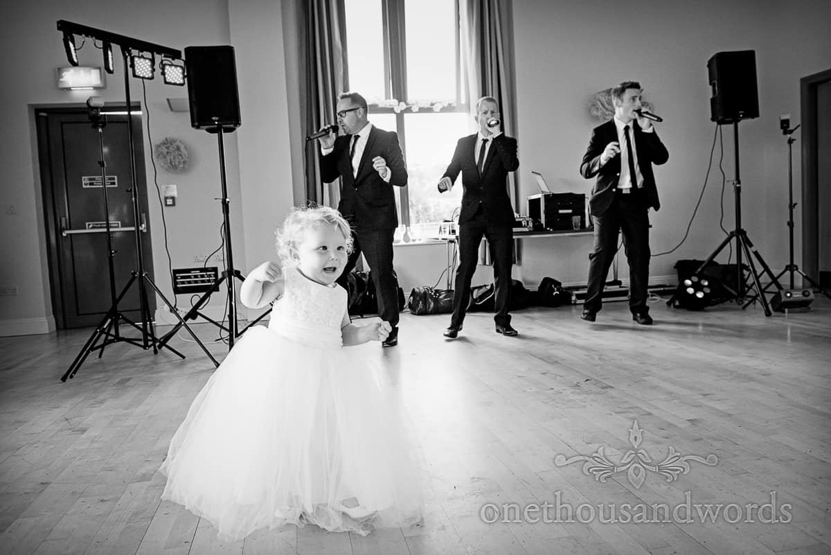 The Imaginations wedding band