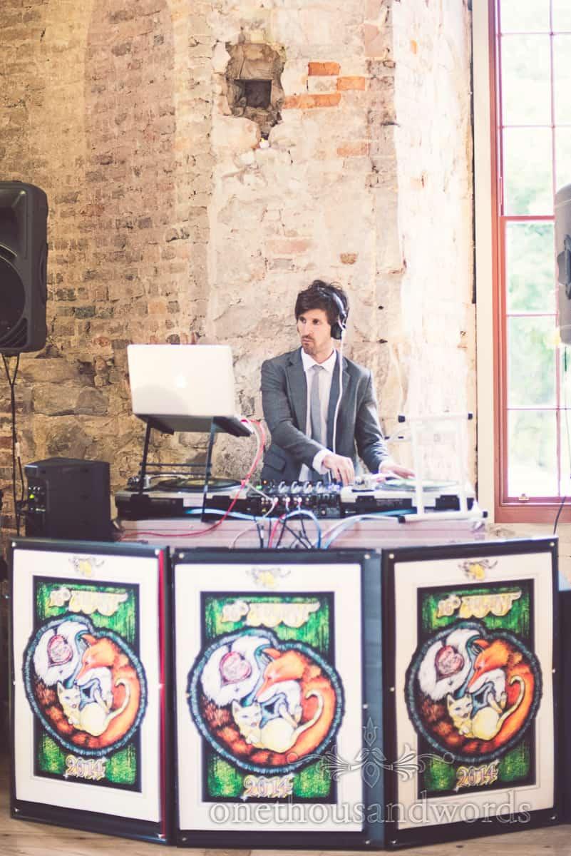 Lulworth Castle Wedding DJ