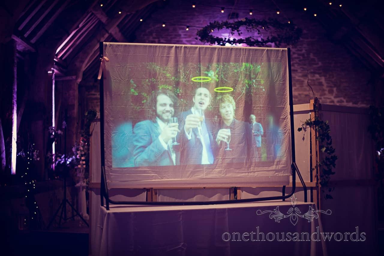 Dorset Barn Wedding speech video
