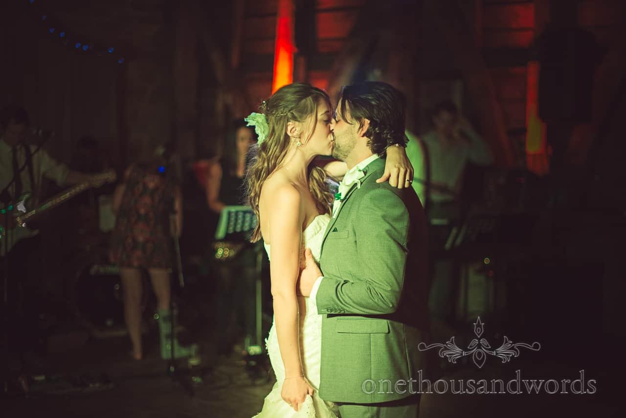 Becky & Chris's Stockbridge Farm Barn Wedding Photographs Review