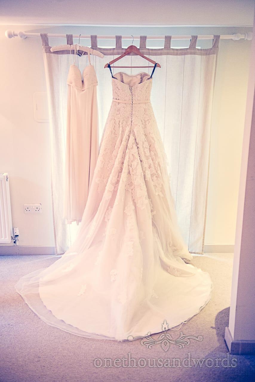 Sopley Mill Wedding dress