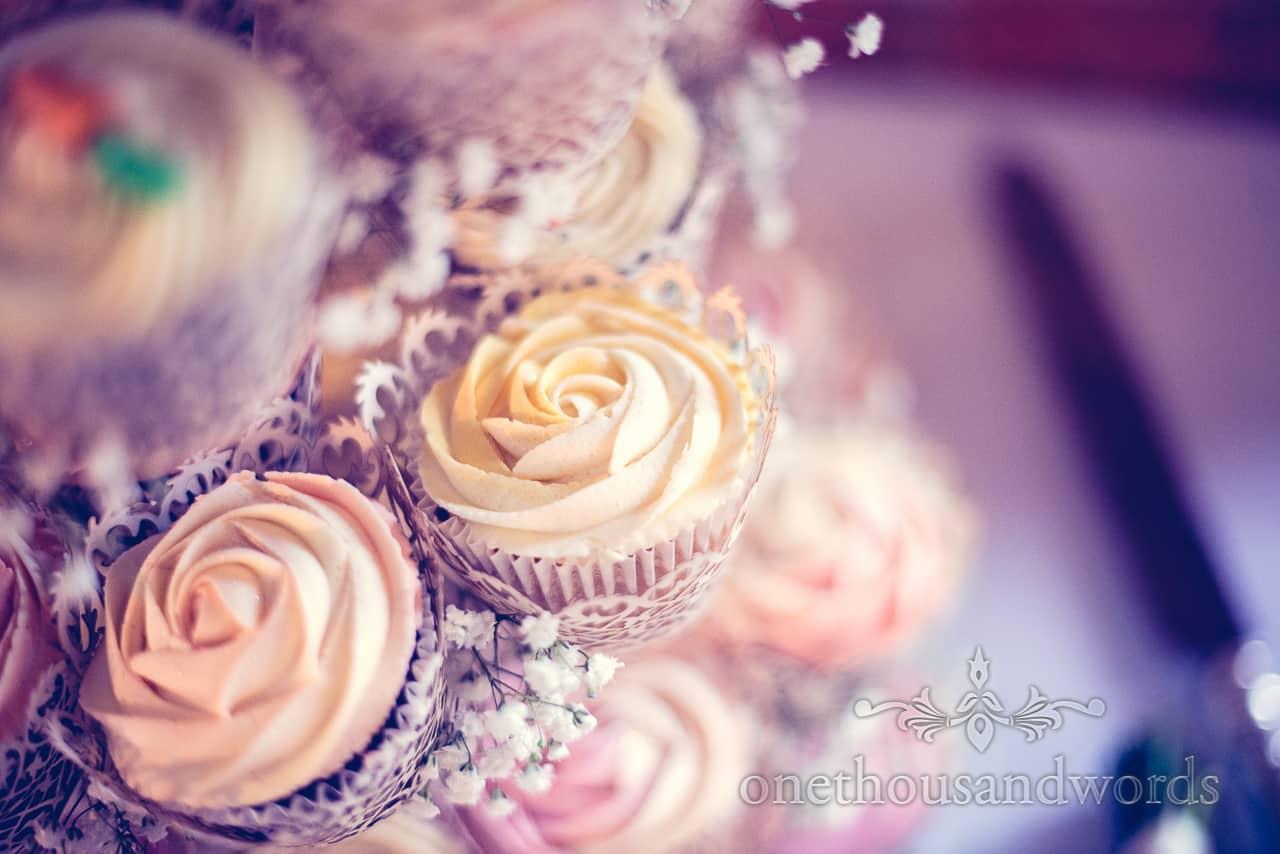 wedding cupcakes at Sopley Mill