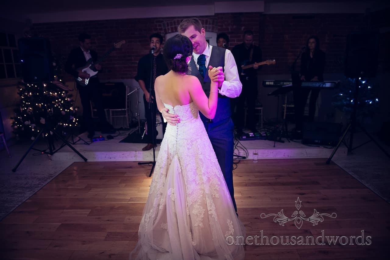 Alex & James's Sopley Mill Wedding Photographs Review