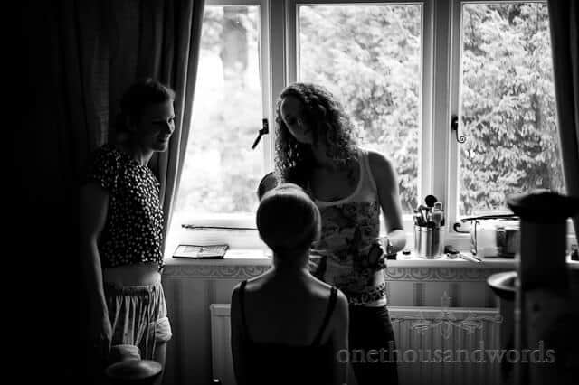 Documentary wedding photographer in Bournemouth