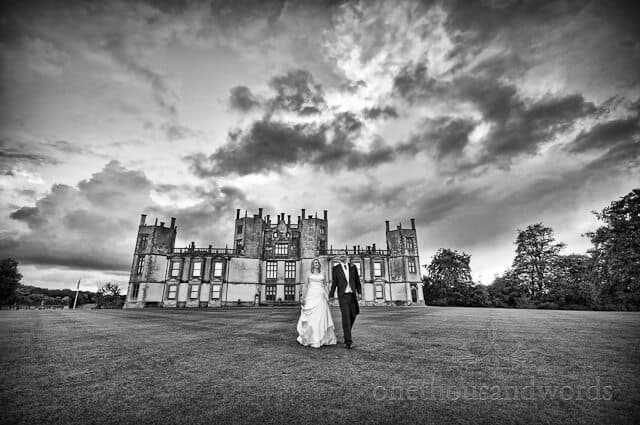 Sherborne Castle Wedding Photography