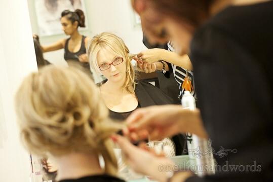 Watford wedding hairdressers
