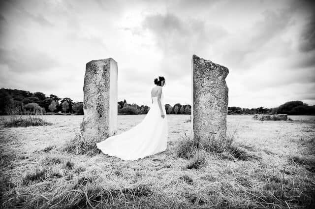 Wedding Photographer Wimborne With Rachel & Andy