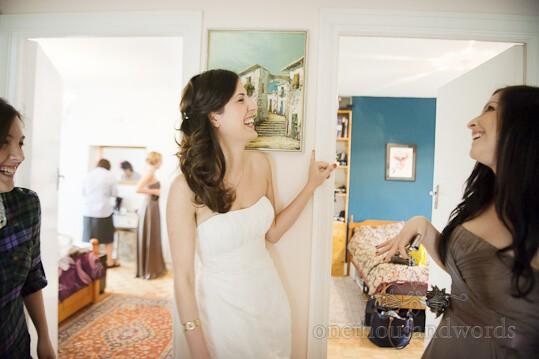 documentary photograph bride