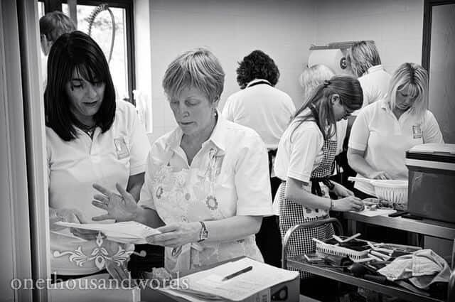 Dorset wedding caterers