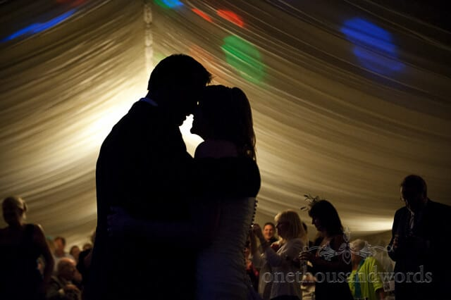 first dance Sherborne Castle Wedding