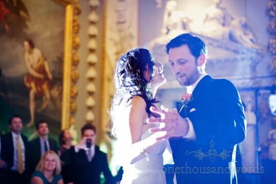 Moor Park wedding first dance