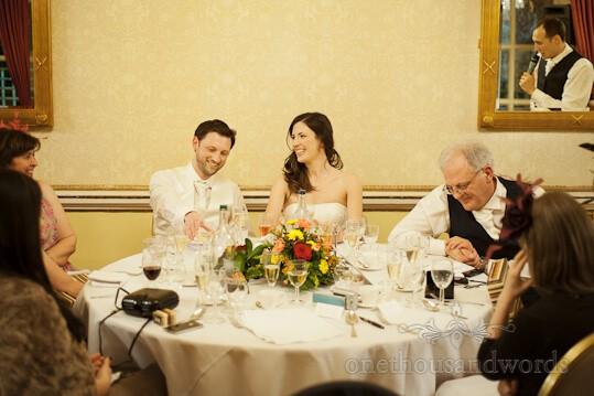 moor park wedding speeches