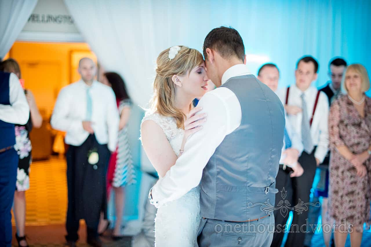 Warbrook House wedding first dance