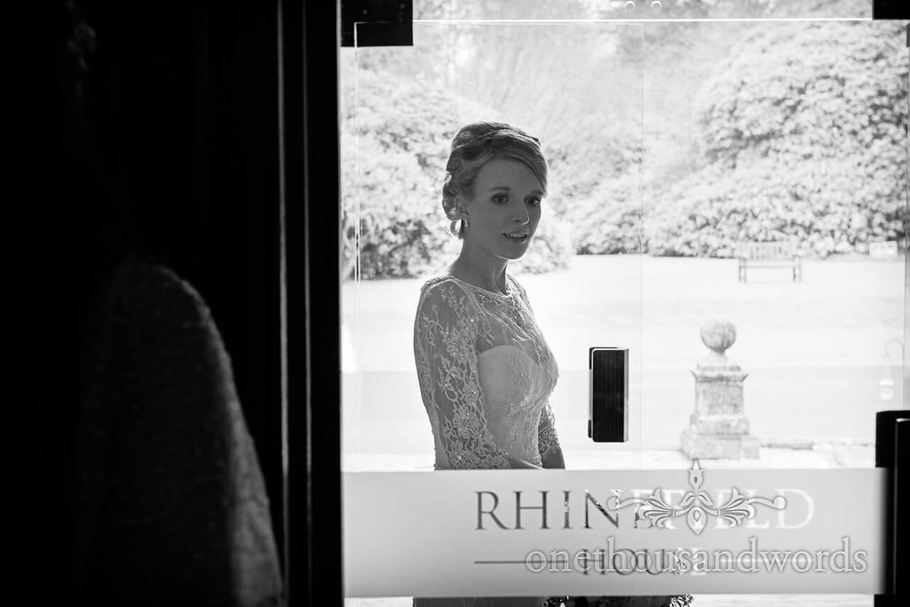 Bride at Rhinefield House
