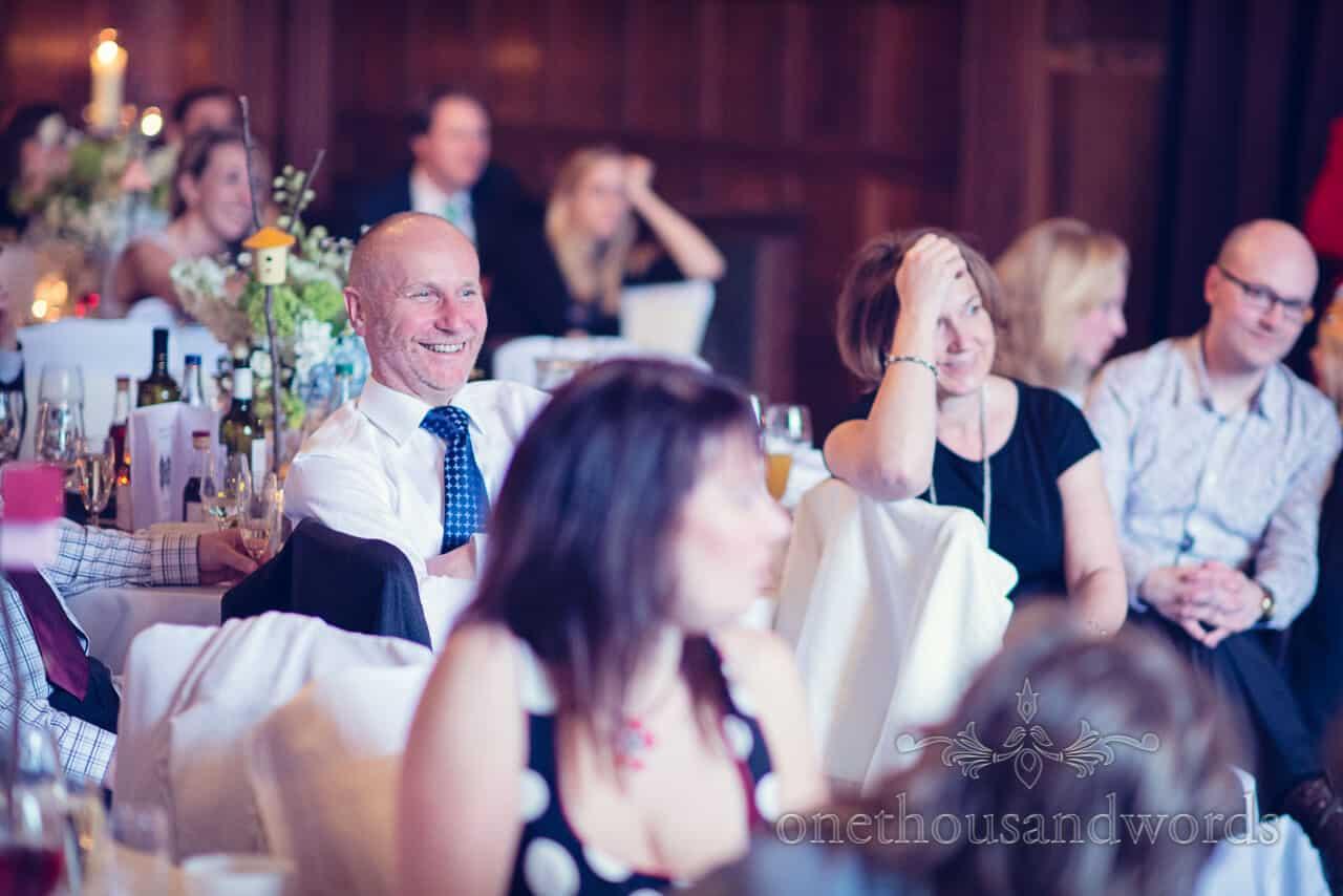 Rhinefield House wedding guests