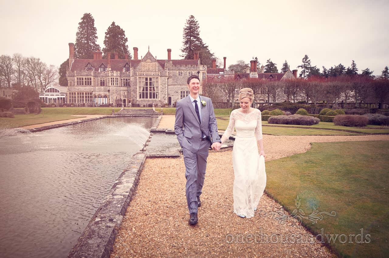 New Forest Wedding Photographs From a Rhinefield House wedding