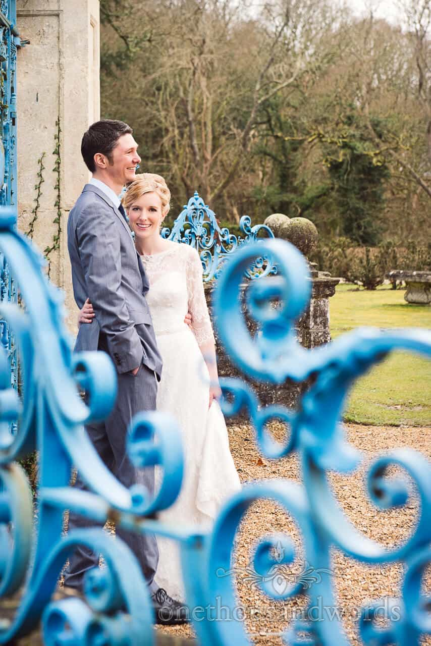 Wedding photographs at Rhinefield House New Forest