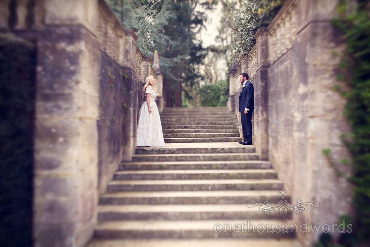 Tylney Hall Wedding Venue Photographs With Steve and B