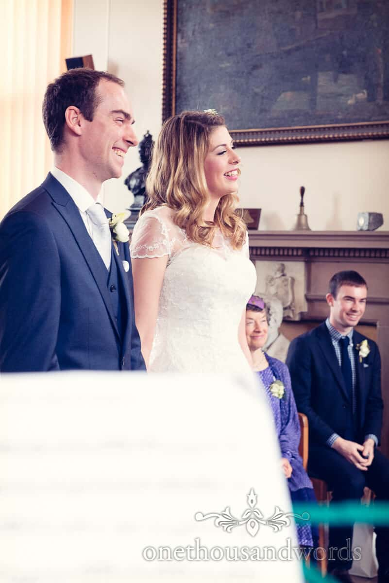 purbeck wedding ceremony photographs