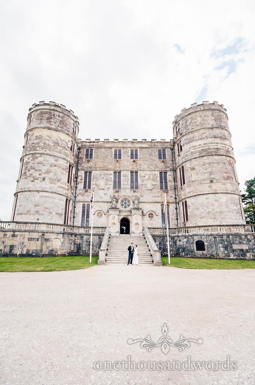 Lulworth Castle Wedding Photographers