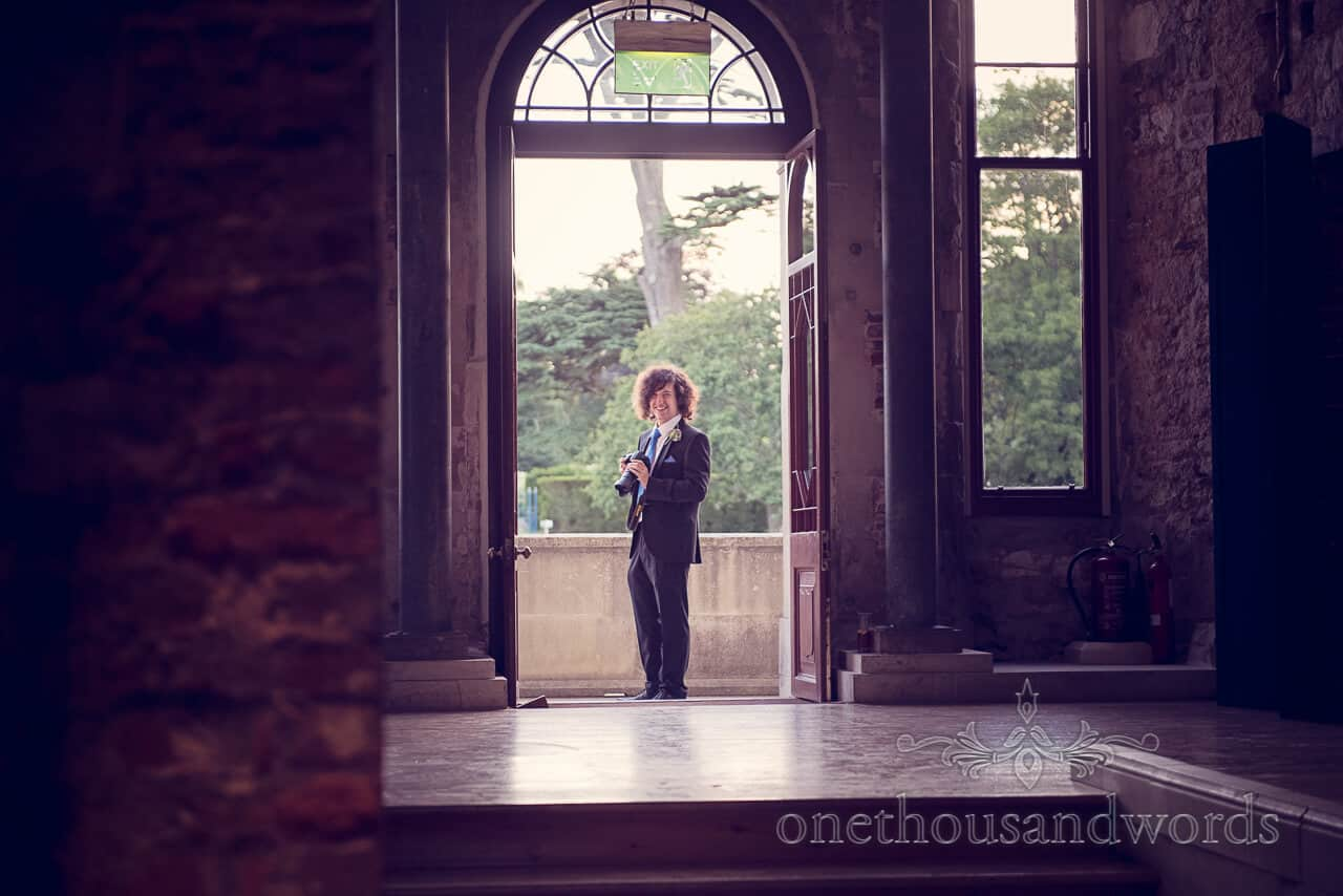 Lulworth Castle Wedding Photographers Guest