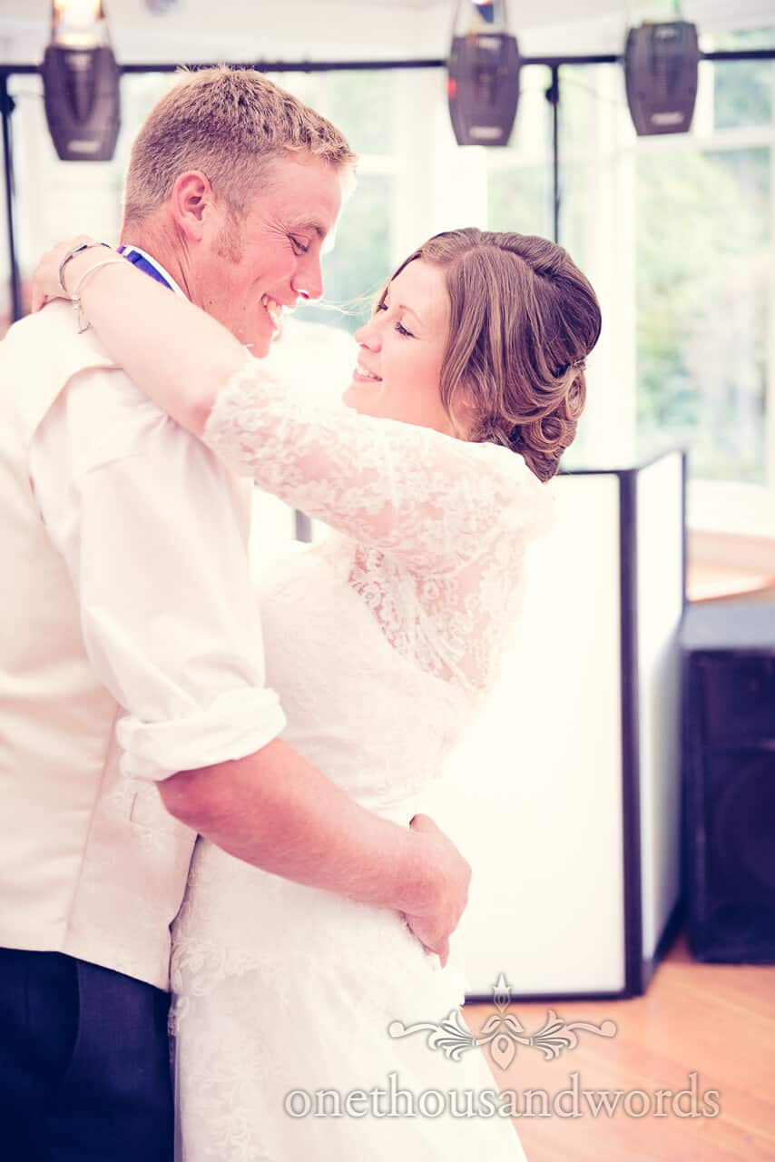 Purbeck House Hotel Wedding First Dance
