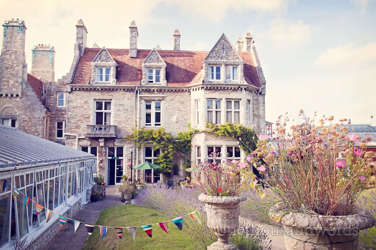 Purbeck House Hotel Wedding