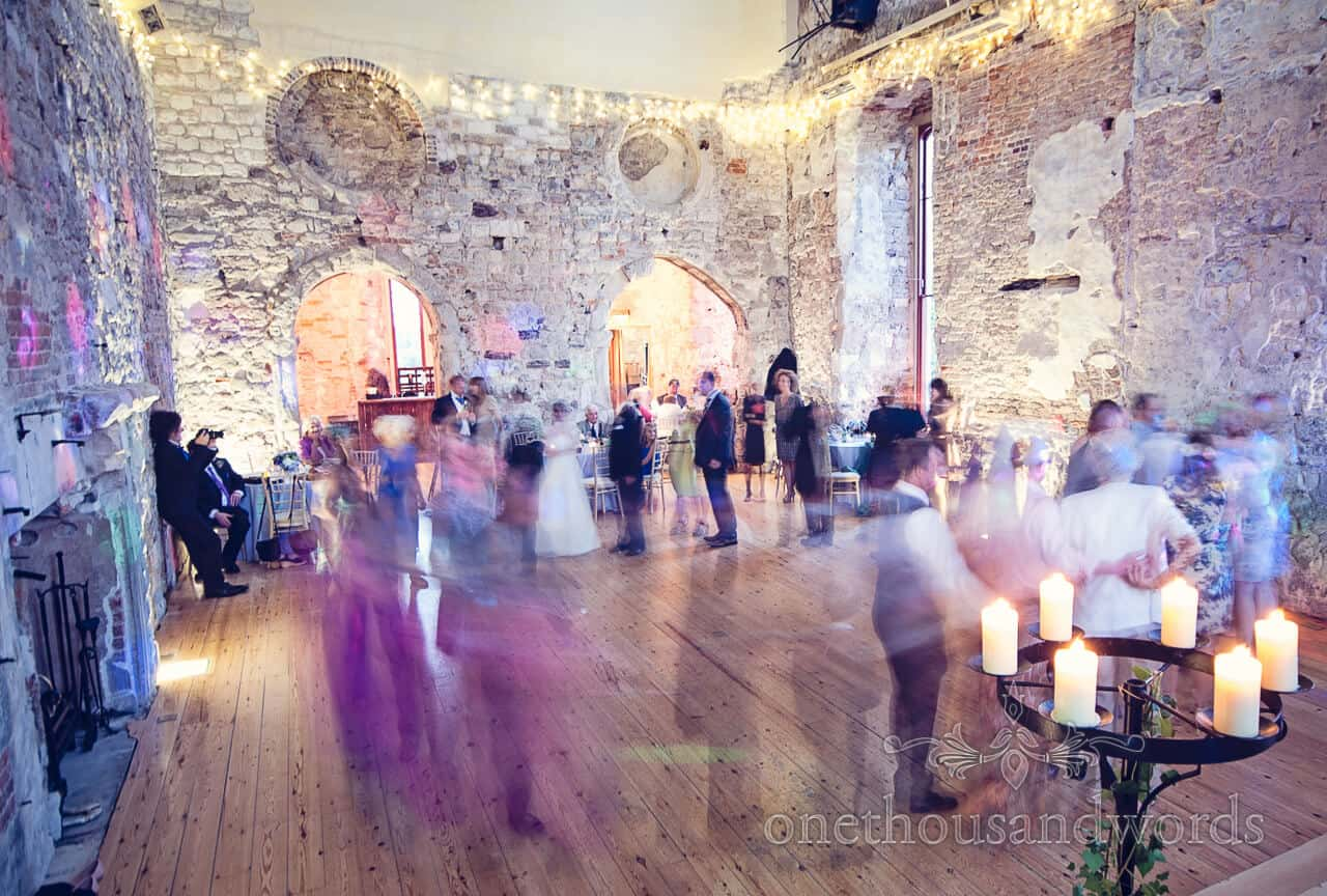 Wedding Dancing Lulworth Castle Wedding Photographers