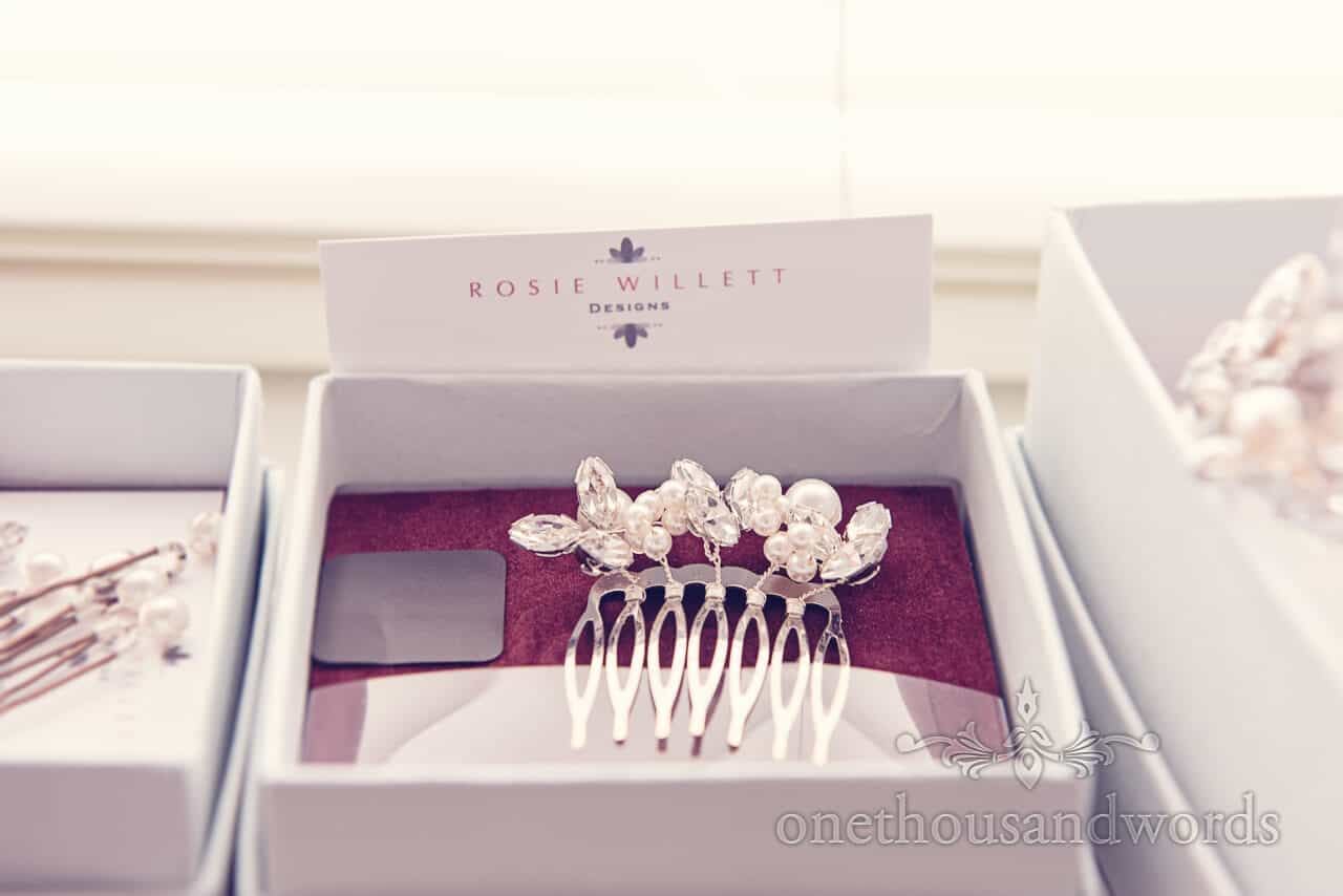 Wedding Jewellery by Rosie Willett Designs