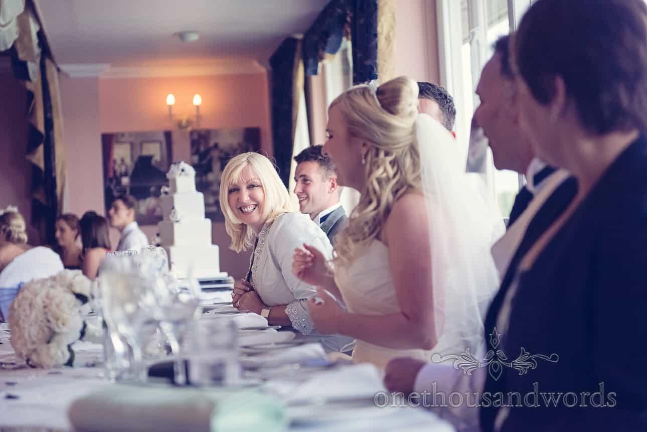 Mother of the Bride at Dudsbury Golf Club Wedding